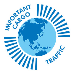 Logo Important Cargo Traffic